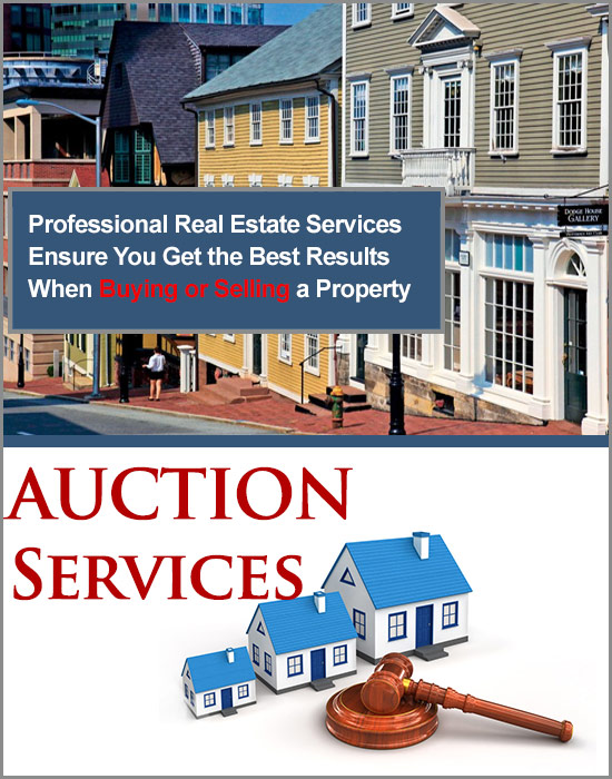 providence and southern new england resl estate auctions